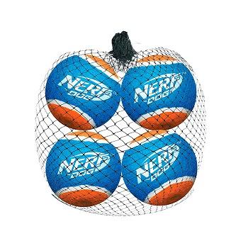 Nerf Dog мяч теннисный для бластера 6 см (4 шт.) (30762)