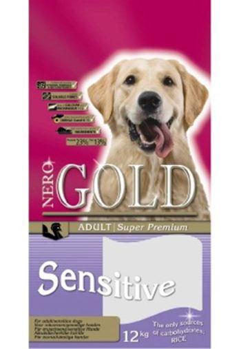 Nero Gold Adult Sensitive сухой корм для собак с чувствительным пищеварением