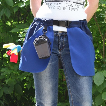 OSSO сумка-юбка дрессировщика размер L (70-110 см)