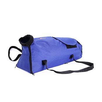 OSSO сумка-фиксатор для кошек синяя размер XL