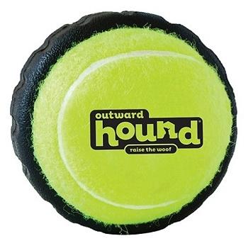 Petstages игрушка для собак Мяч теннисный с шиной