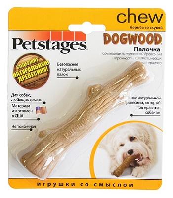 Petstages Dogwood игрушка для собак Палочка 16 см