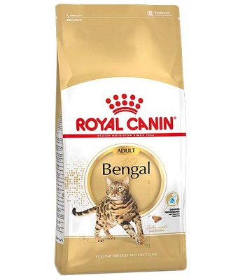 Royal Canin Bengal Adult сухой корм для кошек породы бенгальская