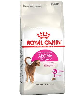 Royal Canin Aroma Exigent сухой корм для привередливых к аромату кошек