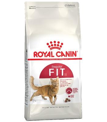 Royal Canin Fit сухой корм для взрослых кошек