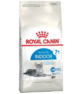 Royal Canin Indoor 7+ сухой корм для пожилых домашних кошек