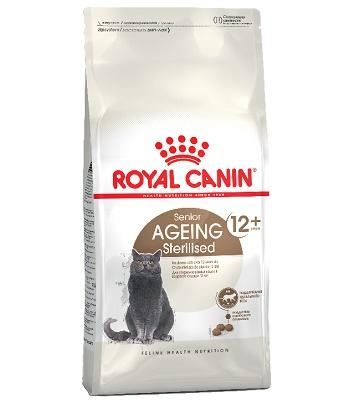 Royal Canin Ageing Sterilised 12+ сухой корм для стерилизованных кошек