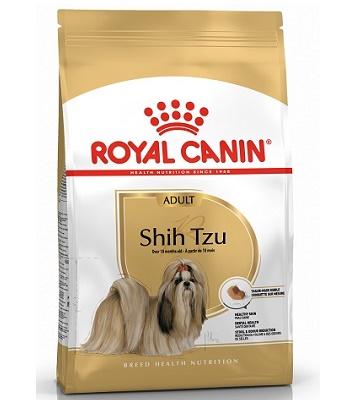 Royal Canin Shin Tzu Adult сухой корм для собак породы ши-тцу