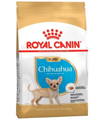 Royal Canin Chihuahua Puppy сухой корм для щенков породы чихуахуа