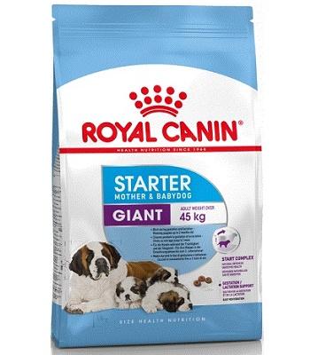 Royal Canin Giant Starter Mother & Babydog сухой корм для щенков гигантских пород
