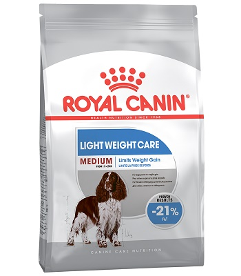 Royal Canin Medium Light Weight Care сухой корм для собак средних пород