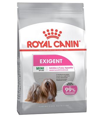 Royal Canin Mini Exigent сухой корм для собак мелких пород