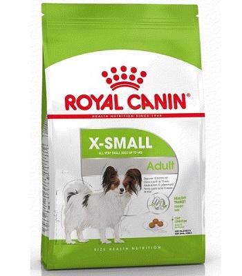 Royal Canin X-Small Adult сухой корм для собак карликовых пород