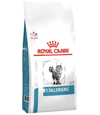 Royal Canin Anallergenic сухой корм для кошек при тяжелой пищевой аллергии