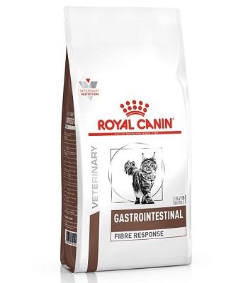 Royal Canin Gastrointestinal Fibre Response сухой корм для кошек при нарушениях пищеварения