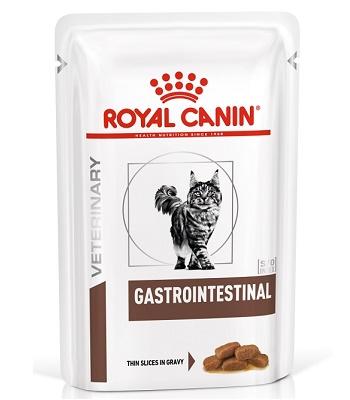 Royal Canin Gastrointestinal влажный корм для кошек при нарушениях пищеварения (12 шт.)