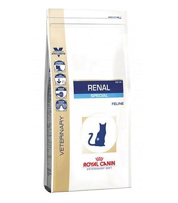 Royal Canin Renal Special  диета для кошек при почечной недостаточности