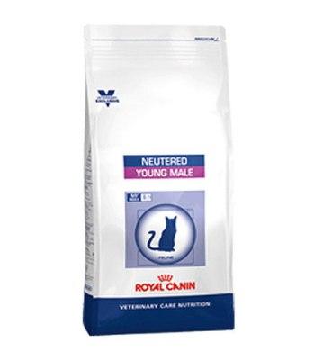 Royal Canin VCN Neutered Young Male диета для кастрированных котов