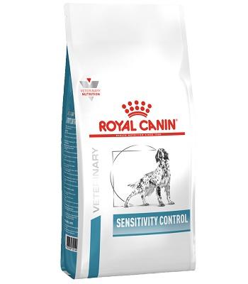 Royal Canin Sensitivity Control диета для собак с пищевой аллергией