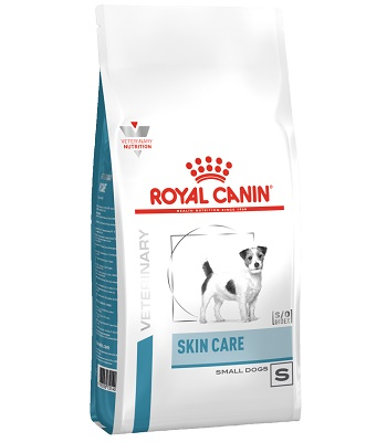 Royal Canin Skin Care Small Dog сухой корм для мелких собак при дерматозах