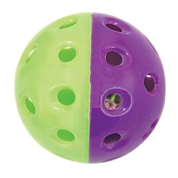 Triol игрушка для кошек Мяч-погремушка 40 мм