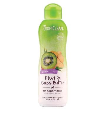 Tropiclean Kiwi & Cocoa Butter кондиционер для собак и кошек