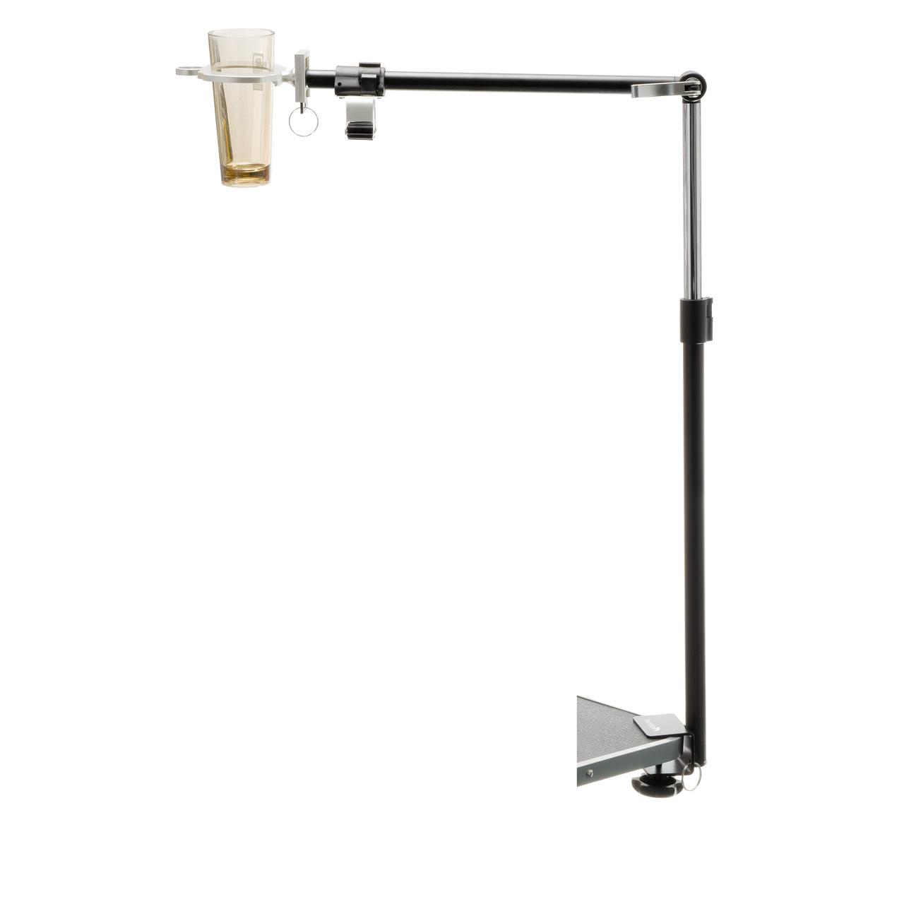 V.I.Pet кронейн для груминг стола со стаканом для инструментов черный