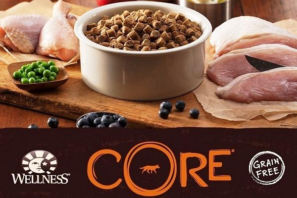 Новинка - корма Wellness Core!