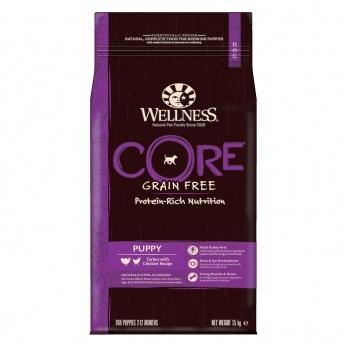 Wellness Core Puppy сухой корм для щенков с индейкой