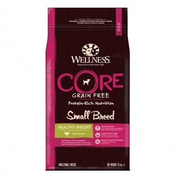 Wellness Core Small Breed Low Fat сухой корм для поддержания идеального веса у собак мелких пород