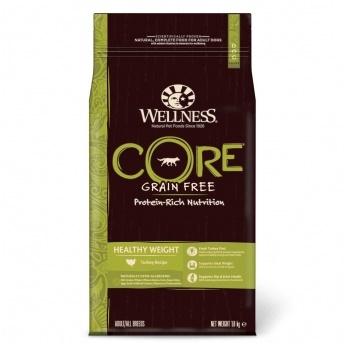 Wellness Core Low Fat сухой корм для поддержания идеального веса у собак