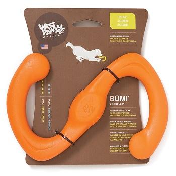 Zogoflex Bumi игрушка для собак перетяжка 25,4 см
