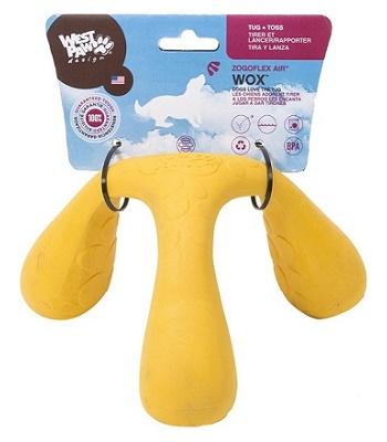 Zogoflex Air Wox интерактивная игрушка для собак 10х15х17 см