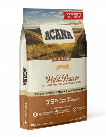 Acana Wild Prairie сухой корм для кошек беззерновой с курицей