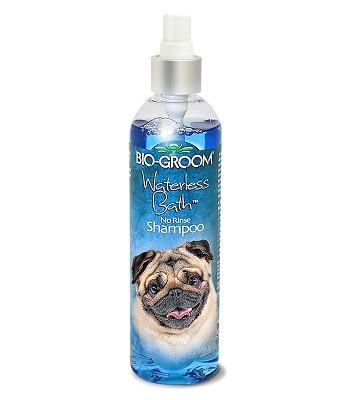 Bio-Groom Waterless Bath шампунь без смывания