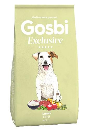 Gosbi Excluisve Adult Mini Lamb сухой корм для собак мелких пород с ягненком