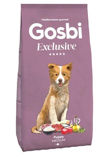 Gosbi Excluisve Puppy Medium сухой корм для щенков средних пород с курицей