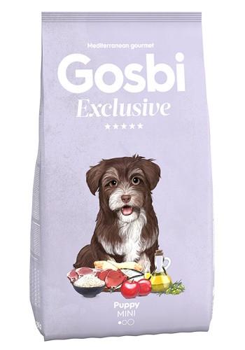 Gosbi Excluisve Puppy Mini сухой корм для щенков мелких пород с курицей