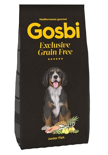 Gosbi Excluisve GF Junior сухой корм для щенков с рыбой