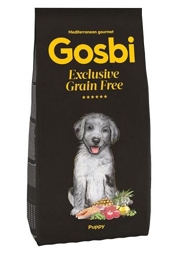Gosbi Excluisve GF Puppy сухой корм для щенков с рыбой и ягненком