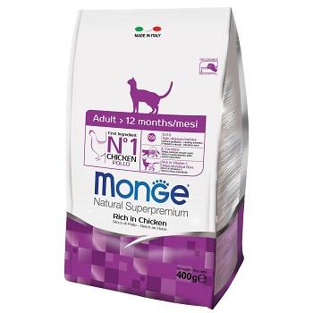 Monge Adult сухой корм для взрослых кошек
