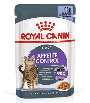 Royal Canin Appetite Control Care влажный корм для кошек в желе (12 шт,)
