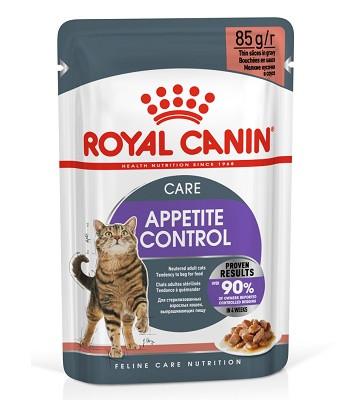 Royal Canin Appetite Control Care влажный корм для кошек в соусе (12 шт,)