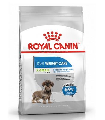 Royal Canin X-Small Light Weight Care сухой корм для собак карликовых пород