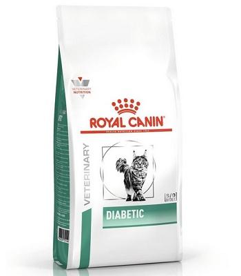 Royal Canin Diabetic сухой корм для кошек при сахарном диабете