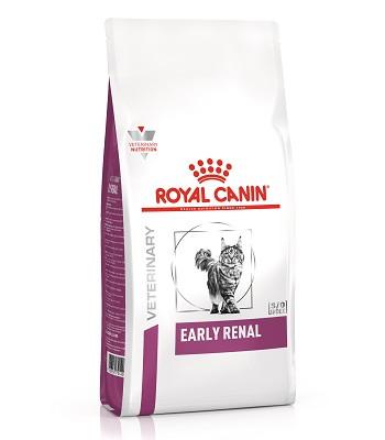 Royal Canin Early Renal сухой корм для кошек при почечной недостаточности