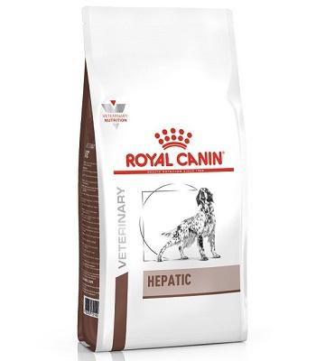 Royal Canin Hepatic сухой корм для собак при заболеваниях печени