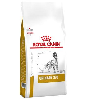 Royal Canin Urinary S/O сухой корм для собак при МКБ