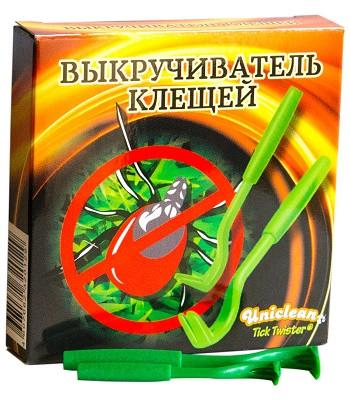 Uniclean Tick Twister устройство для удаления клещей